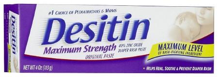 Johnson & Johnson Desitin®-Maximum Strength